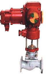 Клапан регулирующий односедельный с ЭИМ ЭПП-1